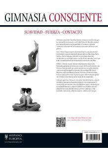 cover Gimnasia consciente:cover Gimnasia consciente